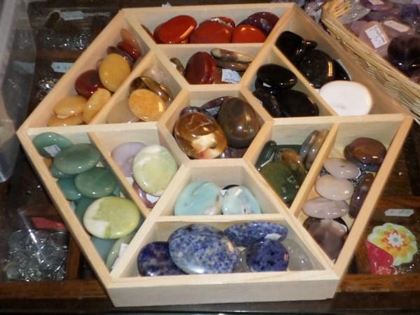 edelstenen en mineralen verzamelen